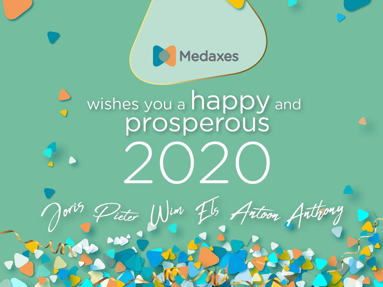 Best wishes from Medaxes