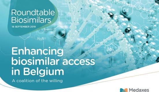 Enhancing biosimilar access in  Belgium a coalition of the willing